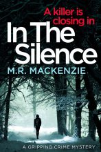 In the Silence cover (M.R. Mackenzie)