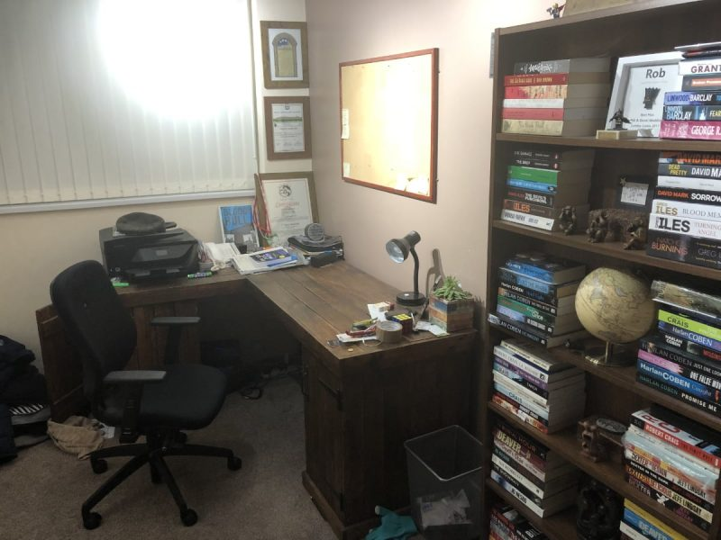 Robert Scragg's Workspace