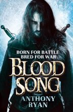Blood Song by Anthony Ryan