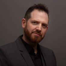 Joe Abercrombie author photo square