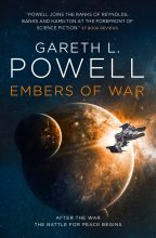 Embers of War by Gareth L. Powell