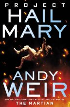 Project Hail Mary Cover by Andy Weir