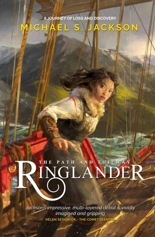 Ringlander The Path and the Way by Michael S. Jackson